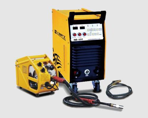 NB-350E NB-500E 逆变式气体保护焊机