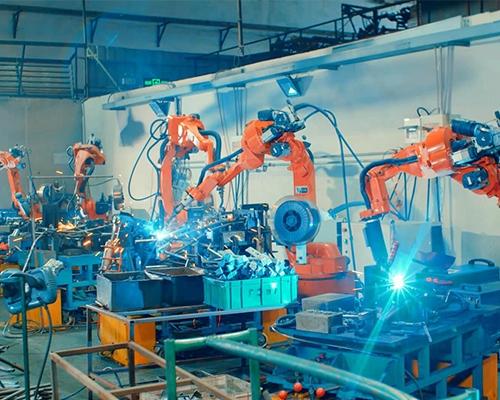 焊接机器人QJRH4-1A