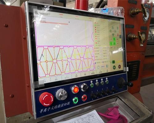 旧数控切割机升级改造