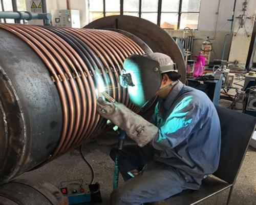 铜钢复合焊